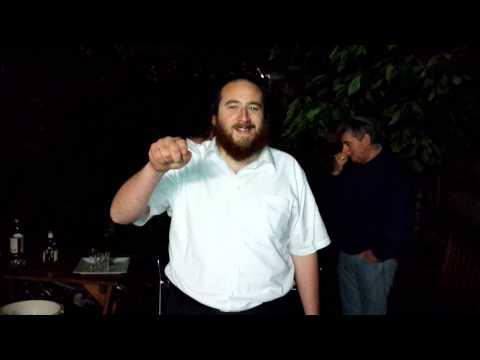Chaim #SHOMRIM STAMFORD HILL  ICE BUCKET CHALLENGE