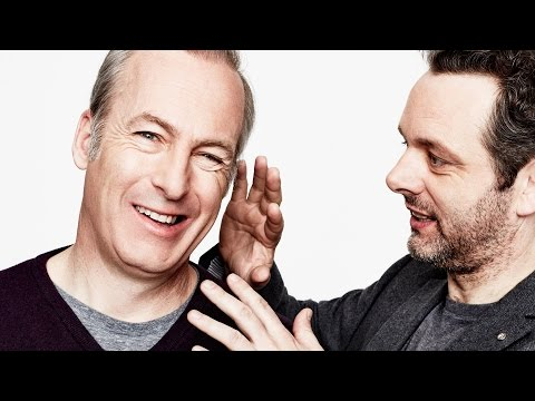 Actors on Actors presented by Autograph Collection: Michael Sheen & Bob Odenkirk  Full Version