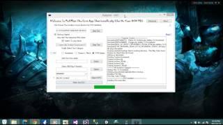 PeXploit v0.5 tutorial
