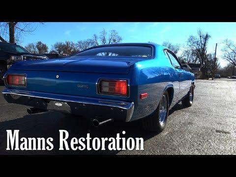 Fine Quality Automotive Restoration - Manns Restoration - Festus, MO