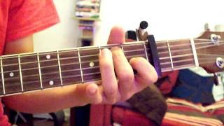 Padamu Malaysia Guitar Chord