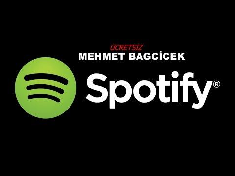 Spotify ÜCRETSİZ %100 MÜZİK İNDİRME