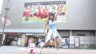 磐田市出身のアイドル 神谷えりなさんが躍るしっぺいダンス! 神谷さん...