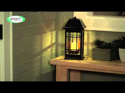 San Rafael Solar Lantern Collection by Smart Solar