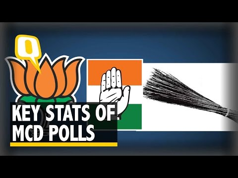 The Quint: Key Stats About Delhi Municipal Corporations Election