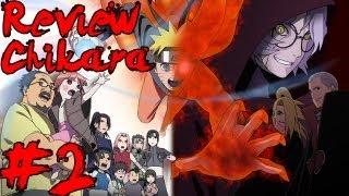 """Review Naruto shippuden Episode 291 """"Chikara"""" 2/6"""