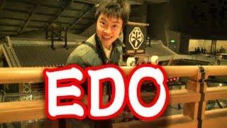 【行くべき】面白さ100%な江戸東京博物館にマスオが行く!Edo-Tokyo-Museum!
