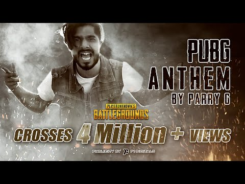 PubG Anthem (Official Music Video) | Parry G | 4k