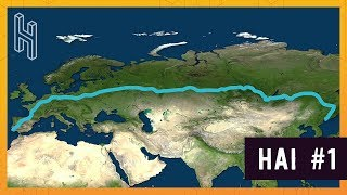 What\'s the Longest Drivable Distance on Earth?