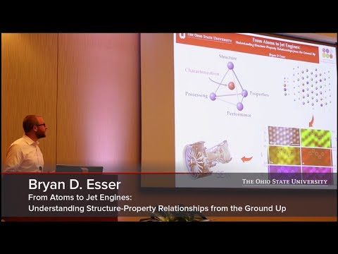 Three Minute Thesis Finals - Bryan Esser