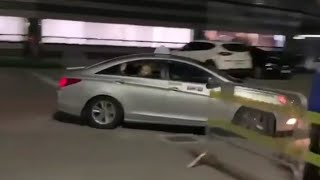 TWICE Sana Leaving the Concert To Meet Her Family Fancam 190525