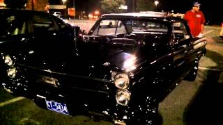 1965 Mercury Cyclone 4 Speed