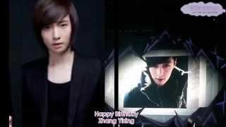 EXO - Zhang Yixing - Happy Birthday 2014-10-07 (LAY EXO M)