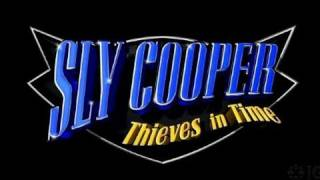 Sly Cooper: Thieves in Time: Official Trailer (E3 2011)