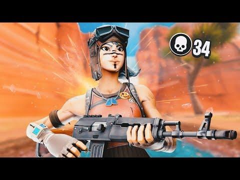 34 Kill Solo vs Squads