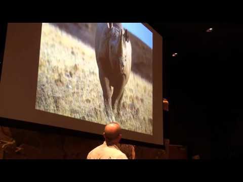 Our World Speaker Series Black Rhino Update