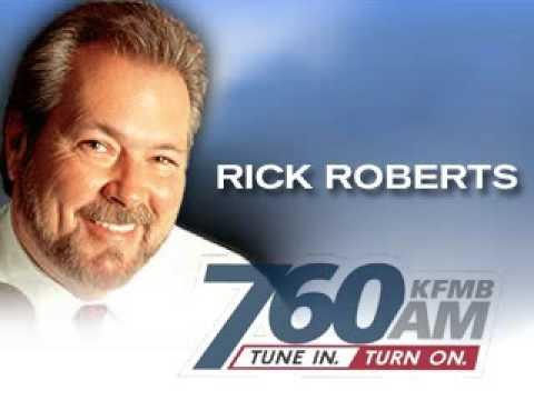 Rick Roberts - KFMB 760 AM