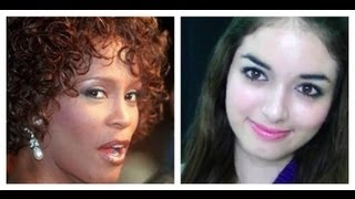Makeup Tutorial ♦ Whitney Houston 90's Inspired