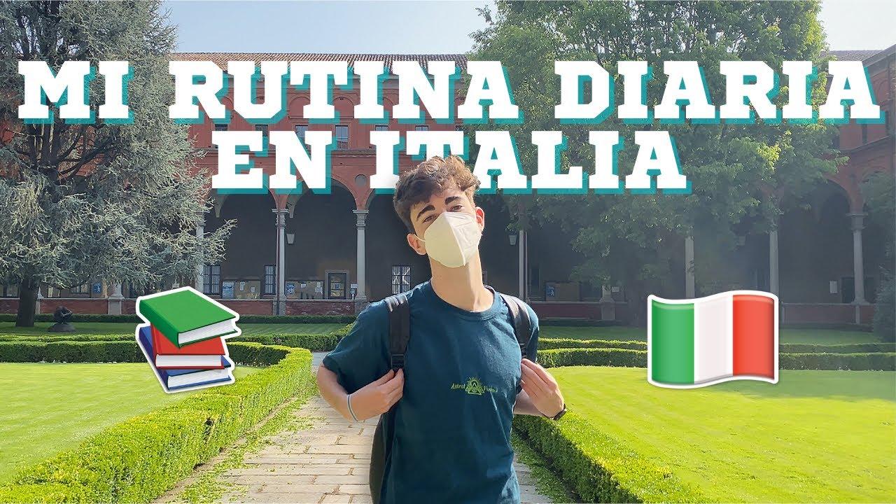 Download Mi rutina diaria en Italia   Martín Tena