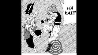 Dragon Ball Super Mangá 25 - Goku Usa o Hakai!!! Tradução Português