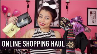 Online Shopping Haul! Review: Problems