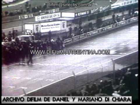 DiFilm - Formula 1 Carlos Alberto Reutemann, Nikki Lauda, y Jacky Ickx (1974)