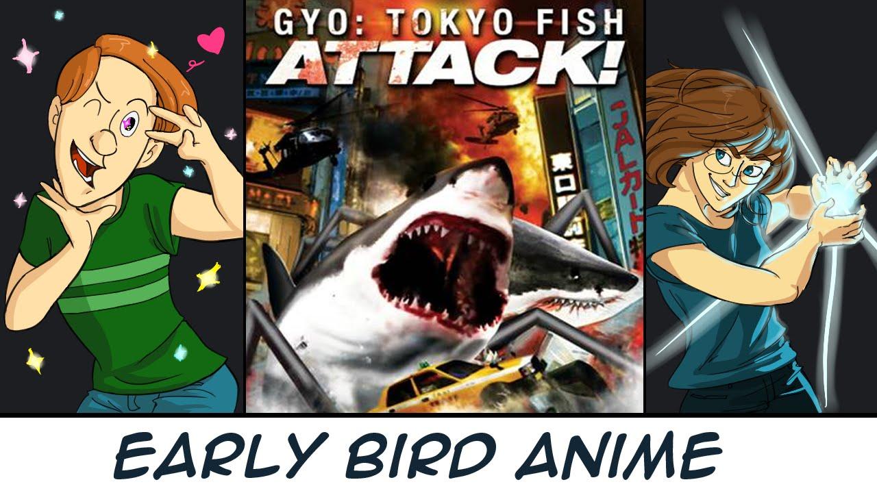 gyo tokyo fish attack review