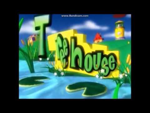Treehouse TV Idents (2003-2013)