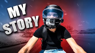 How I Started Riding Motorcycles!