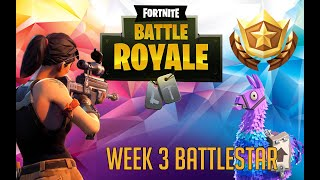 Secret Battle Star Season 5 Week 3 Location - Fortnite Battle Royale Season 5