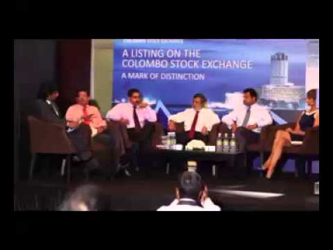 Listing on the Colombo Stock Exchange -- A Mark of Distinction (Part 1)