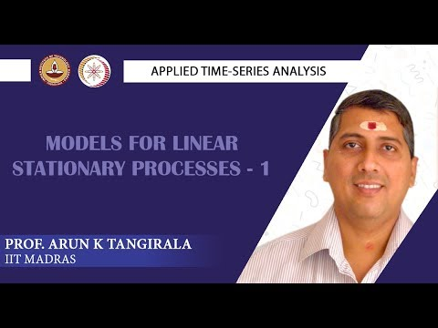 Lecture 16B: Models for Linear Stationary Processes-1