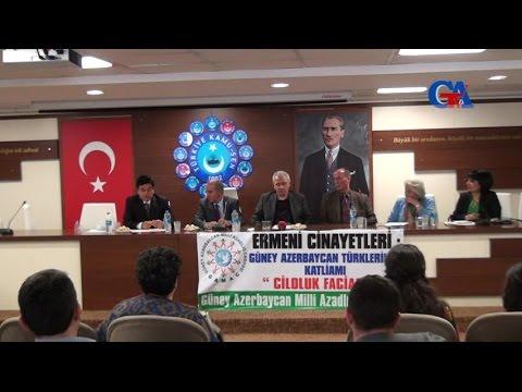 """Ankara-Güney Azərbaycan Türklərinin soyqırımı """"Cilovluk olayları"""""""