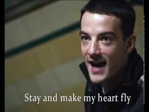 'SUNSHINE ON LEITH' [2013] Soundtrack: ''Make My Heart Fly'' \\ Lyrics