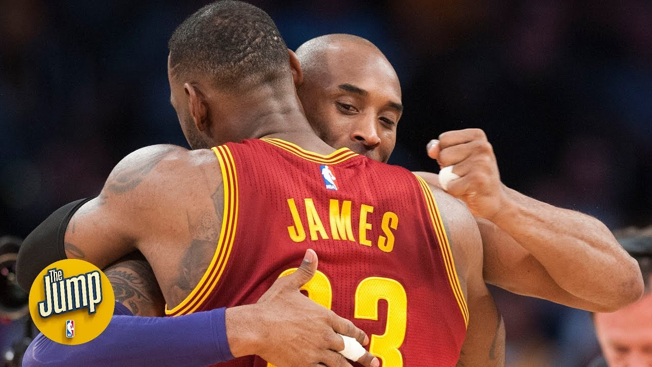 334c840f9 Kobe Bryant on LeBron James going to Lakers   I m really