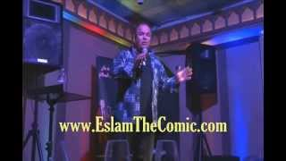 ESLAM The Comic (Andy @ Beverly Hills) FARSI