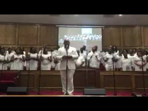 JJ3MC sings Let the Lord Minister To Ya by Donald Lawrence