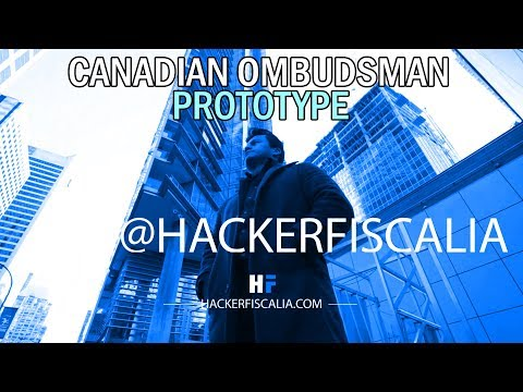 Canadian Ombudsman Prototype - Championing human rights - Filling out the gaps