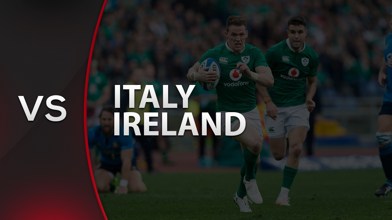 six nations rugby 2017 round two italy vs ireland full game hd youtube. Black Bedroom Furniture Sets. Home Design Ideas