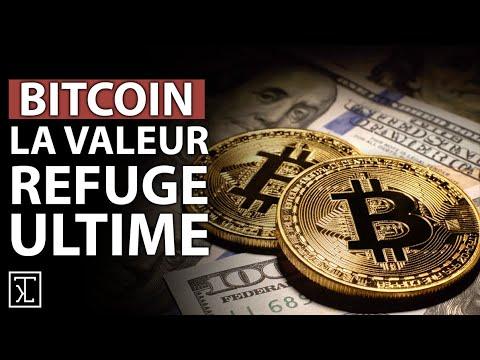 Le Bitcoin, seule valeur refuge contre l'Hyperinflation ?