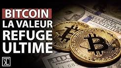 Hyperinflation : le Bitcoin seule valeur refuge ?