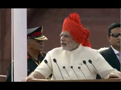 PM's address to the Nation on 68th Independence Day