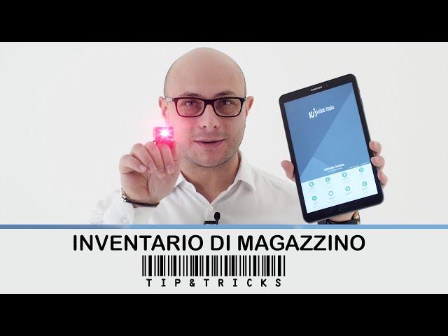INVENTARIO DI MAGAZZINO / WiNeMo Mobile