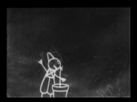 Fantasmagorie Émile Cohl, 1908