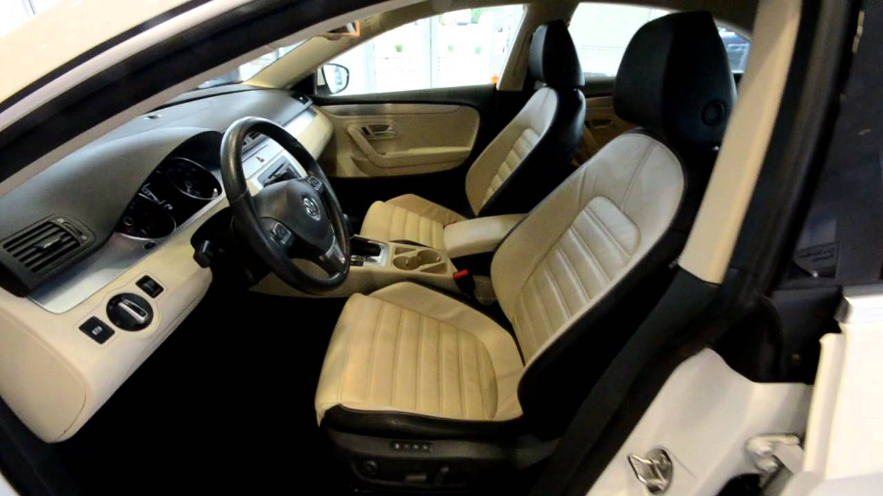 2009 Volkswagen CC Luxury CPO stk 29048A  for sale at Trend