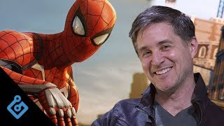 Exclusive Interview With The Man Playing Spider-Man