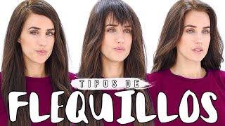 Qué flequillo te favorece según la forma del rostro   Consejos de cabello