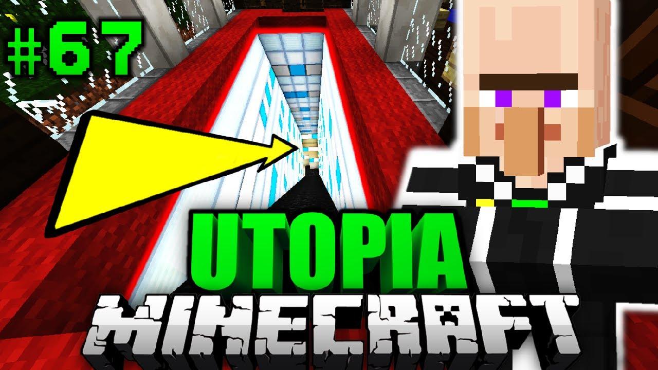 WAS Ist DAS Minecraft Utopia DeutschHD YouTube - Minecraft utopia spielen
