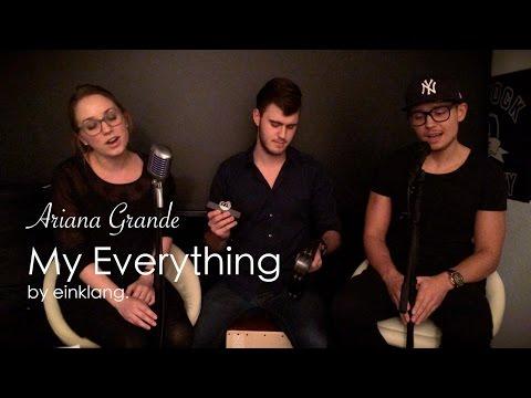 Ariana Grande - My Everything Full Album Cover