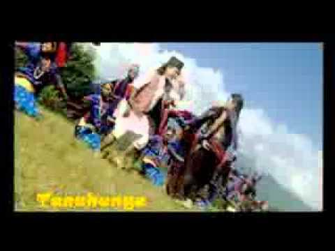 Nepali Typical SongSalaijo Ramchandra Kafle Junu Rijal  Luki Luki Seti